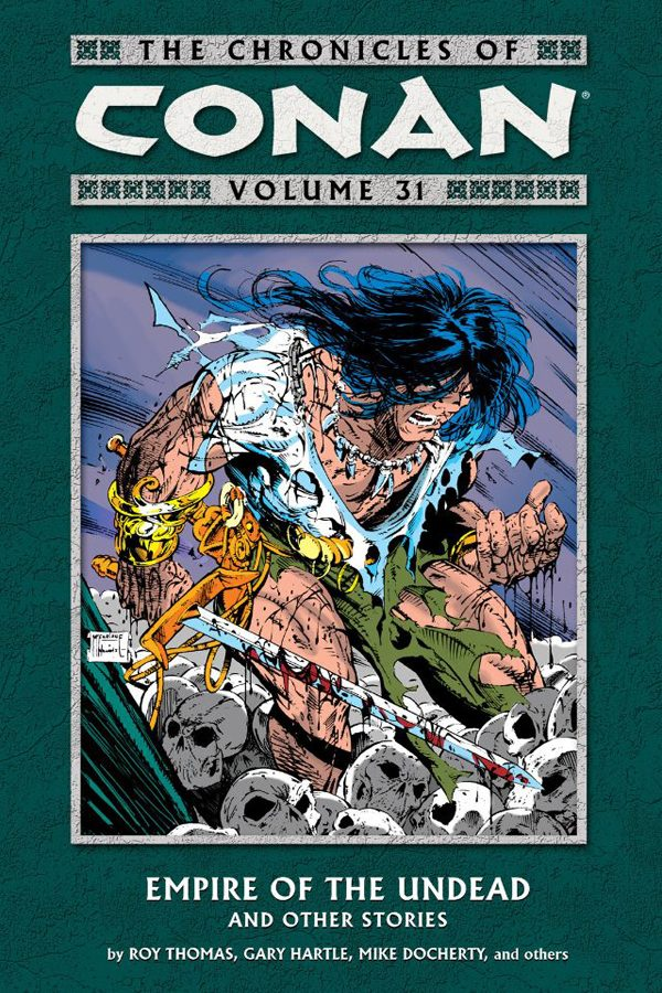 Chronicles Of Conan Vol.31: Empire Of The Undead