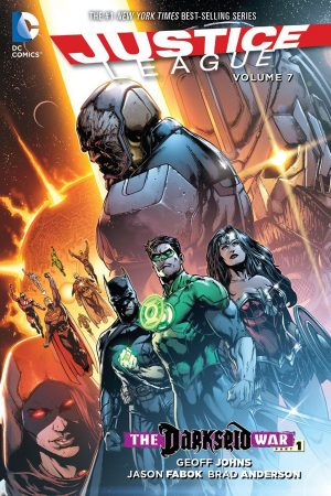 Justice League Vol.07: Darkseid War, Part 1