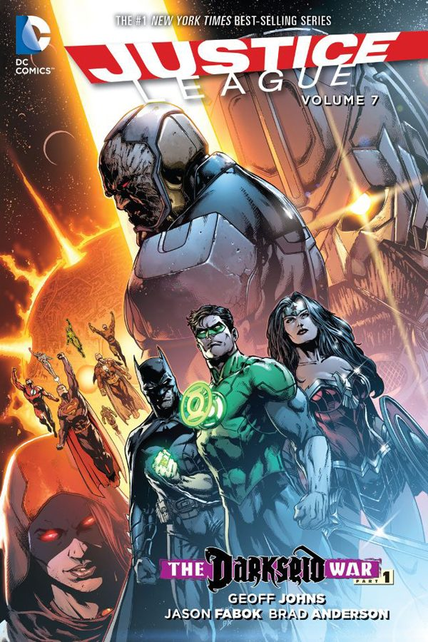 Justice League Vol.07: Darkseid War, Part 1