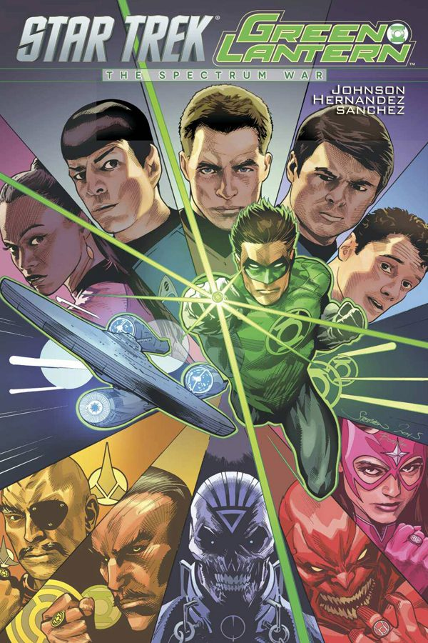 Star Trek / Green Lantern: Spectrum War