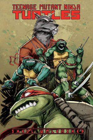 Teenage Mutant Ninja Turtles Vol.01: Shell Unleashed