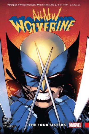 All New Wolverine Vol.01: Four Sisters