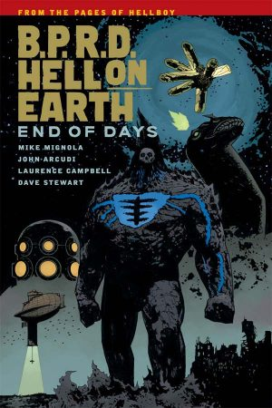 BPRD - Hell On Earth Vol.13: End Of Days