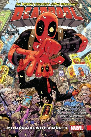Deadpool - World's Greatest Vol.01: Millionaire With A Mouth