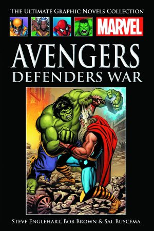 Marvel Collection Vol.112: Avengers - Defenders War