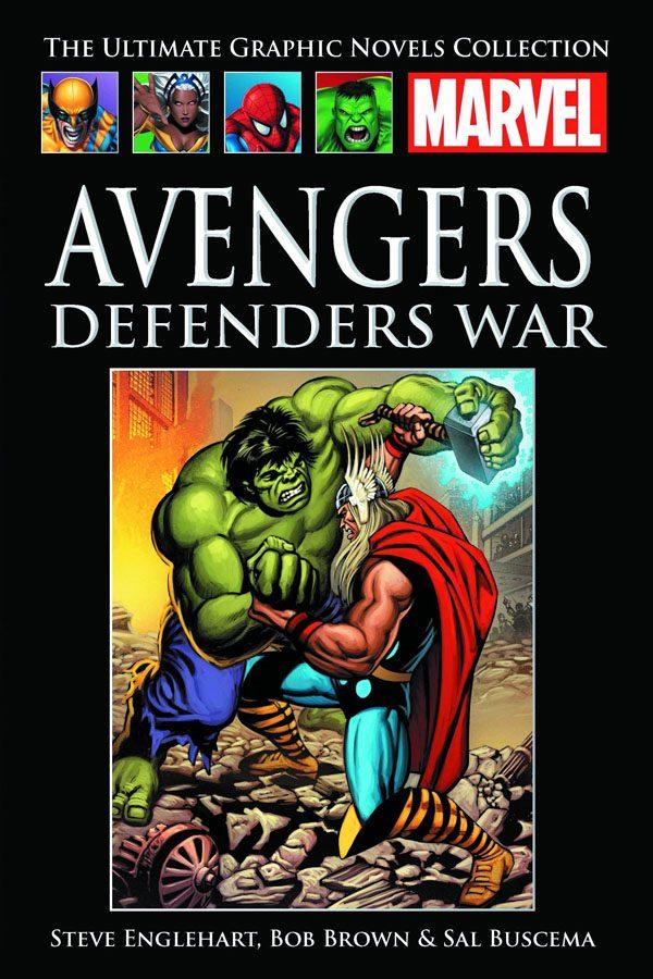 Marvel Collection Vol.112: Avengers - Defenders War