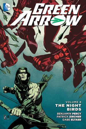 Green Arrow Vol.08: The Nightbirds