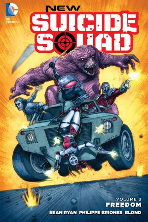 New Suicide Squad Vol.03: Freedom