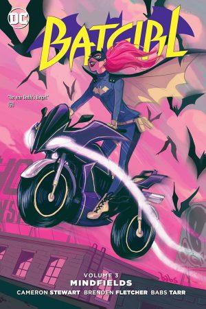 Batgirl Vol.03: Mindfields
