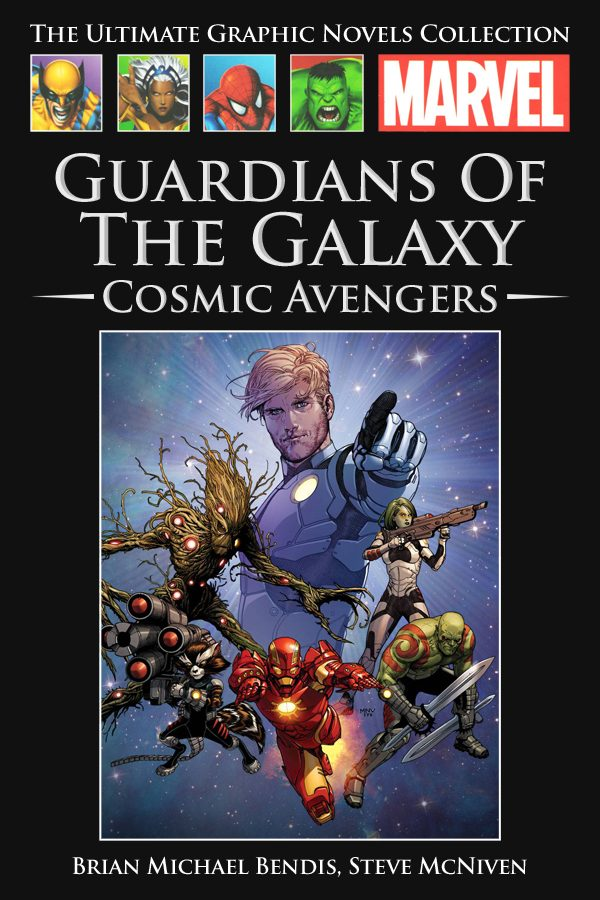 Marvel Collection Vol.121: Guardians Of The Galaxy - Cosmic Avengers