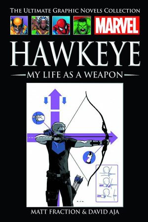 Marvel Collection Vol.123: Hawkeye - My Life As A Weapon