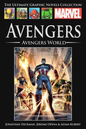 Marvel Collection Vol.125: Avengers - Avengers World