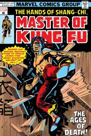 Shang-Chi: Master Of Kung Fu - Omnibus Vol.02