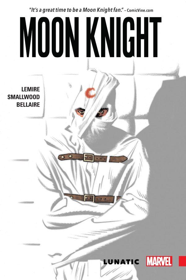 Moon Knight Vol.01: Lunatic
