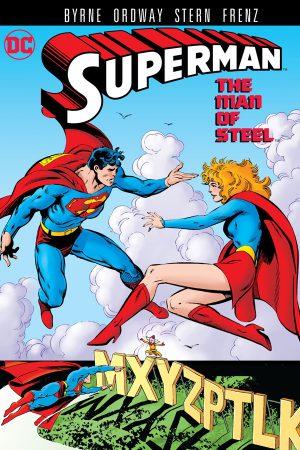 Superman: The Man Of Steel Vol.09
