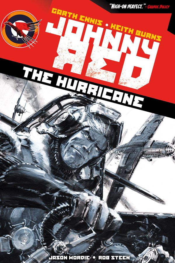 Johnny Red Vol.01: The Hurricane
