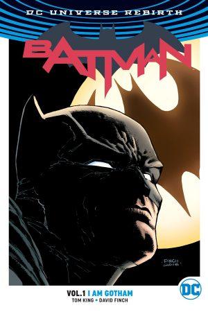 Batman Vol.01: I Am Gotham