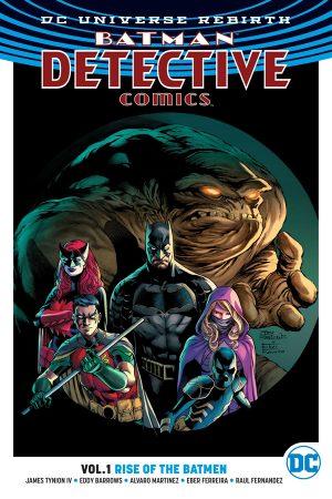 Batman - Detective Comics Vol.01: Rise Of The Batmen