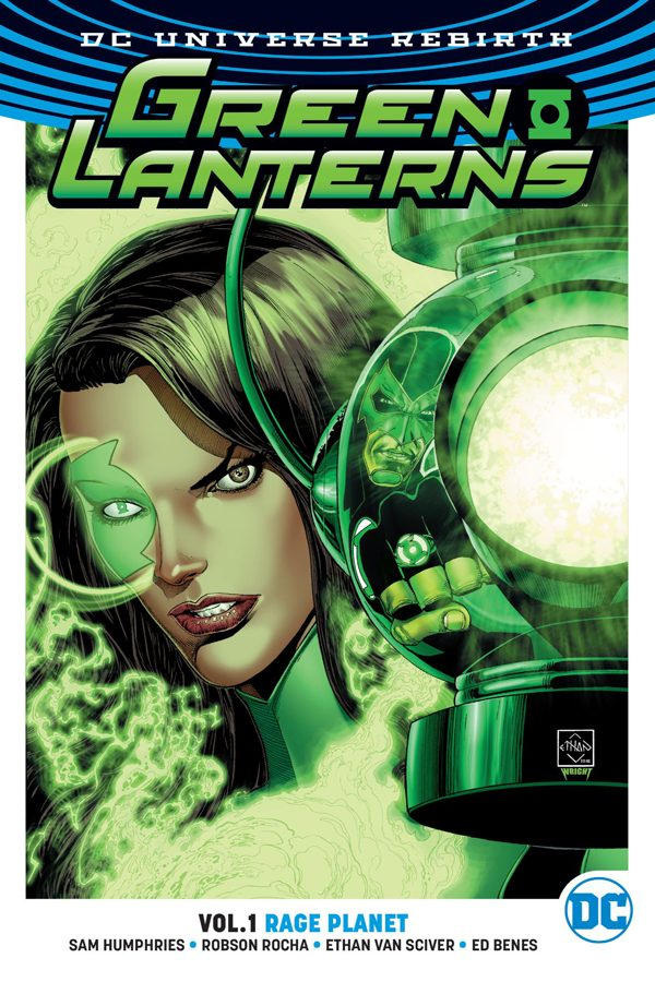Green Lanterns Vol.01: Rage Planet