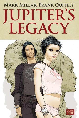 Jupiter's Legacy - Book One