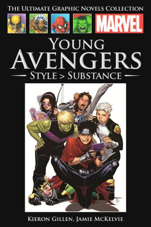 Marvel Collection Vol.135: Young Avengers - Style > Substance