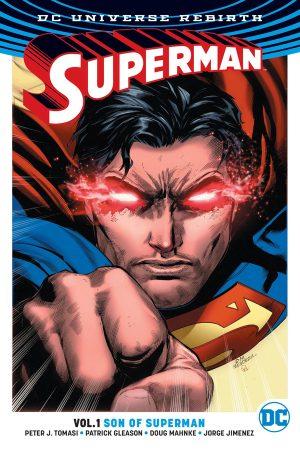 Superman Vol.01: Son of Superman