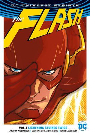 Flash Vol.01: Lightning Strikes Twice