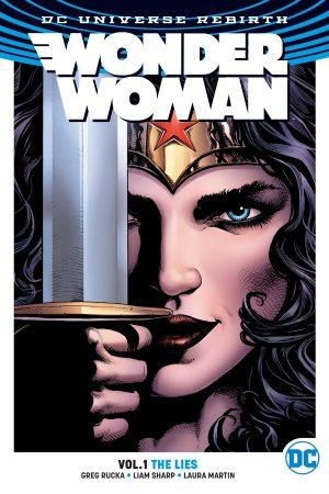 Wonder Woman Vol.01: The Lies
