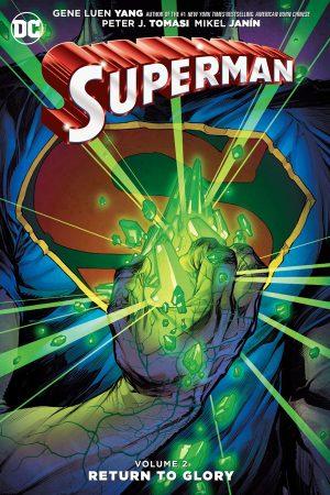 Superman Vol.02: Return to Glory