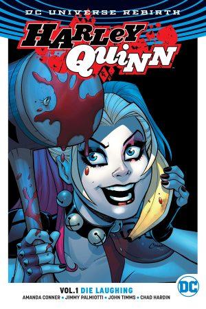 Harley Quinn Vol.01: Die Laughing