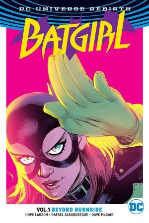 Batgirl Vol.01: Beyond Burnside