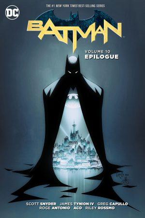 Batman Vol.10: Epilogue