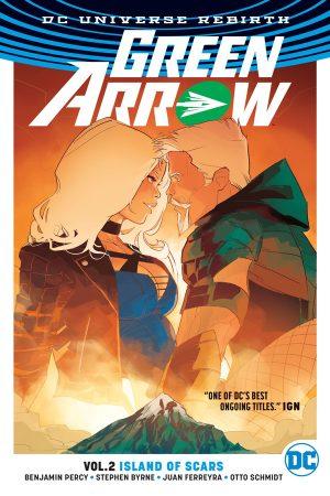 Green Arrow Vol.02: Island Of Scars
