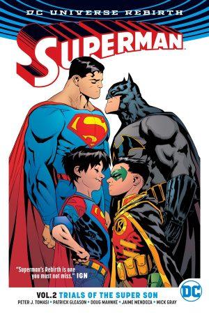 Superman Vol.02: Trials Of The Super Son