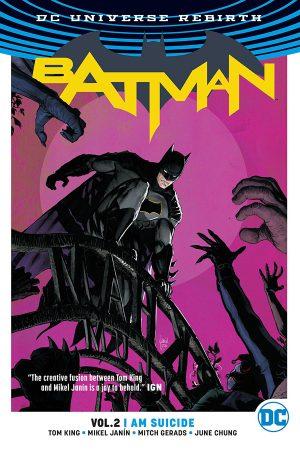 Batman Vol.02: I Am Suicide