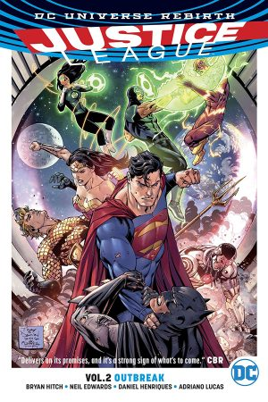 Justice League Vol.02: Outbreak