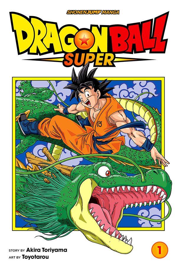 Dragon Ball: Super Vol.01