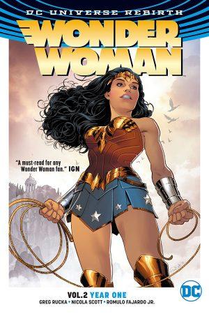 Wonder Woman Vol.02: Year One