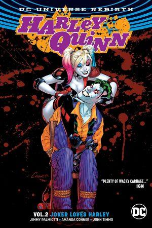 Harley Quinn Vol.02: Joker Loves Harley