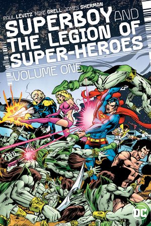 Superboy And The Legion Of Super-Heroes Vol.01