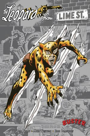 Leopard from Lime Street