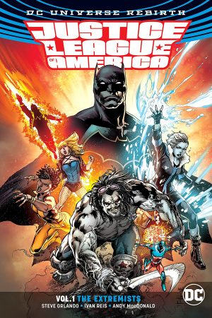 Justice League Of America Vol.01: The Extremists