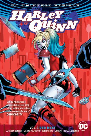 Harley Quinn Vol.03: Red Meat