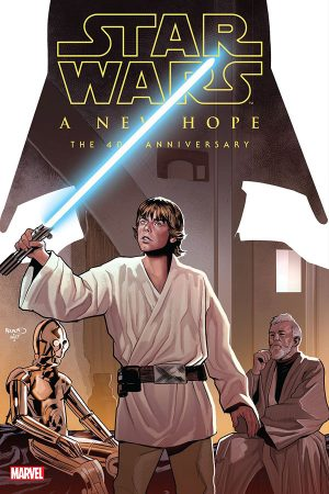 Star Wars: A New Hope - 40th Anniversary Edition
