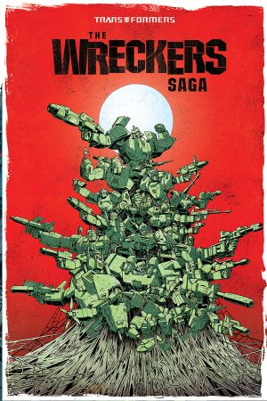 Transformers: Wreckers Saga