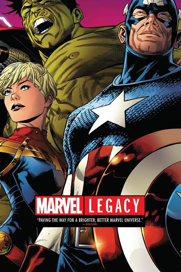Marvel: Legacy