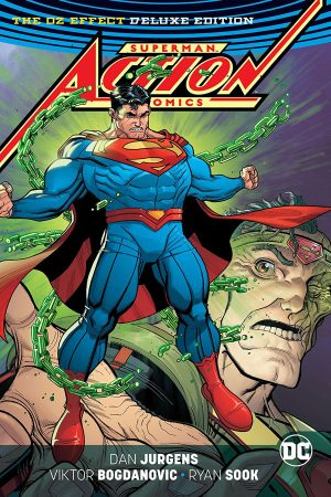 Superman in Action Comics: The Oz Effect
