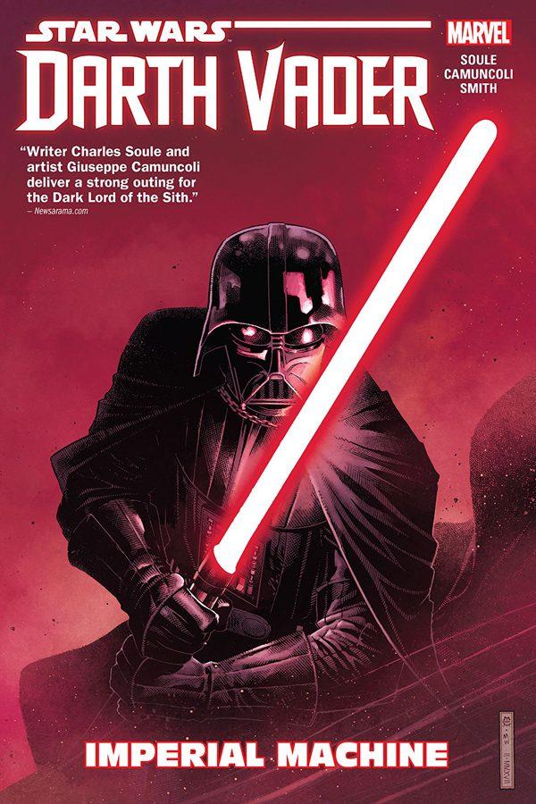 Star Wars - Darth Vader Vol.01: Imperial Machine