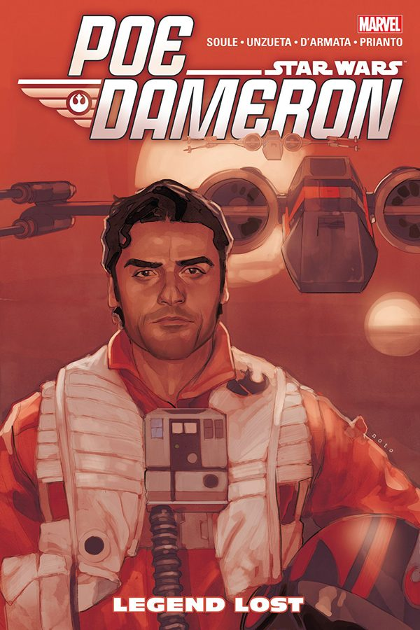 Star Wars - Poe Dameron Vol.03: Legend Lost
