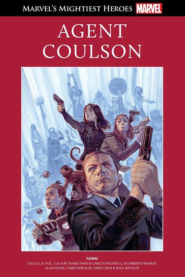 Marvel's Mightiest Vol.103: Agent Coulson